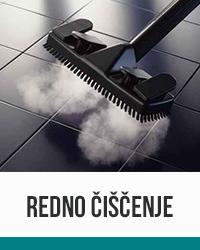 REDNO čiščenje vedro čistilni servis