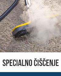 SPECIALNO čiščenje vedro čistilni servis